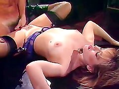 Classic 80's porn video with John Leslie