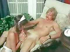 Very rare and classic video of nude wedding and groupsex