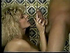 Barbara Dare and Ginger Lynn - Suck and Fuck Peter North and Tom Byron