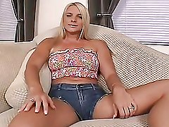 Casting hot bunny hard screwed
