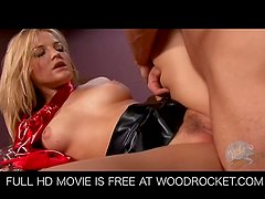 Whore is Hammered by Captain CUM-erica