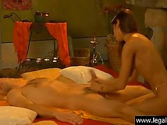 Sexy Couple Doing Everything In The Bedroom