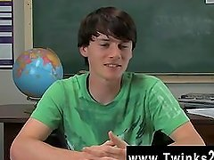 Gay orgy Jeremy Sommers is seated at a desk and an interview is being