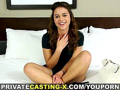 Private Casting X - Hot bouncy fuck for a grand