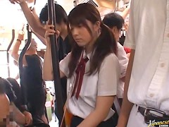 Hot Public Sex With A Sexy Asian Teen In School Uniform