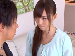 Cute Japanese Model Loves Fucking