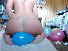 MFC - Khloee - Balloon Fetish