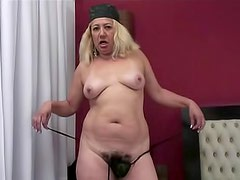 Hairy old lady banged in cunt