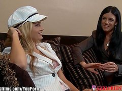 GirlfriendsFilms India Summer's Intern Eats her Pussy