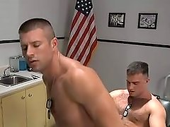 Hot Army Fuck with Kyle King
