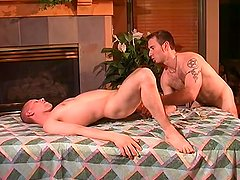 Hot Massage Turns Into So Much More - Daddy Oohhh Productions