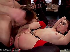 Brunch Sex Slave Party