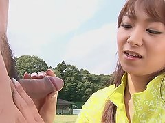 Blowjob At The Golf Course - Dreamroom Productions