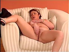 Secrets of Horny Mature 7 - Scene 5