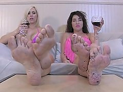 watch our dirty feet