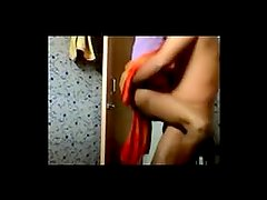 Hot Indian Maid Meena Fucked By Her House Owner In The Bathroom