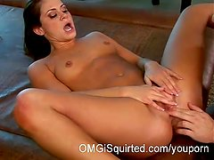 Savannah Stern get crazy and squirts