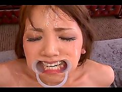 Young Japanese Teen Slut Bukkake