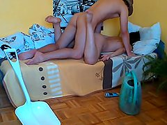 Sleeping Sister Lolita has been fucked by Marty Sexfly /Close up+doggy fuck