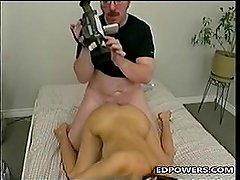 Hot Russian Girl Gets Down And Sex With Ed Powers