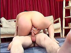 Old-n-young anal sex
