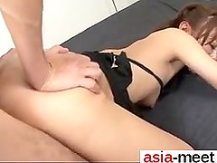 Date her from ASIA-MEET.COM - Superb oral adventure with Japanese Mio
