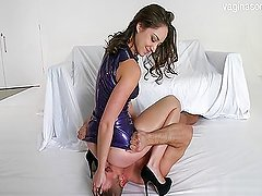 Glamour exgf anal