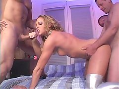 2 Cocks For A Double-Penetration - Un Plugged