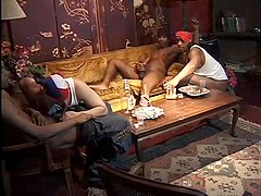 Homeboy orgy - East Harlem Productions