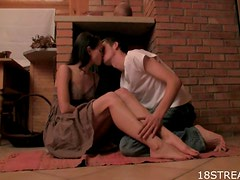 Hot Passionate Sex With the Amateur Teen Petra