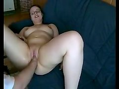 Amateur couple doing some great fisting again