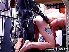 Black male booty sex Dungeon sir with a gimp