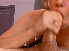 PL - Super sloppy blowjob