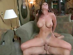 Jayden James bounces her hot pussy on this hard dick