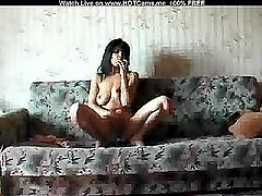 Busty Serbian Teen Babe Strip And Play