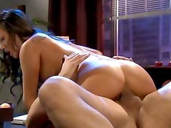 Fuckwhore Asa Akira is hard up for a dick to prick her slippery cunt