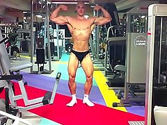 Teen Natural Bodybuilder