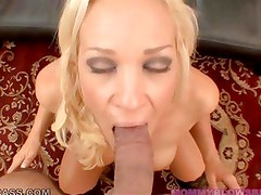 Blonde Milf Ava Delane Roleplaying at Mommy Blows Best