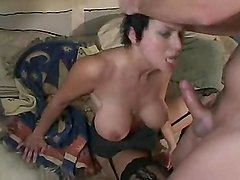 Isabella Rossa Milf Cougar Mom Son's Friend