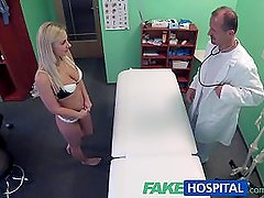 FakeHospital Sexual healing treatment prescribed