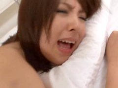 Hot Japanese Milf Makes Her Big Natural Tit Bounce While Being Fucked