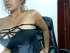 sexy colombia   girl  big tits