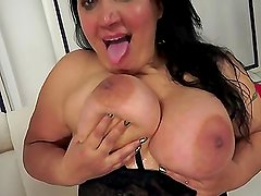 mature bbw buttfucked