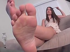 Kayla's - Foot Fiasco