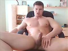 HOT YOUNG MUSCLE (NO SOUND)