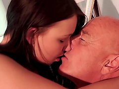 18 Year Old Fucking And Sucking An Old Man