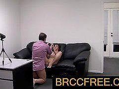 Backroom Casting Couch Kaylie