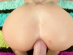 Horny Christy Mack gets her hot ass stuffed with cock