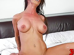 Horny Brandy Aniston Craving For Cock