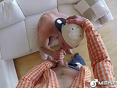 MenPOV - Dirty Big Brother Adam Herst Fucks